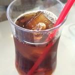 Deckcafe@Shirasaki - アイスティー