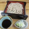 一茶庵 - 料理写真:『せいろ  ¥700』