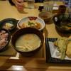 一汁五穀 - 料理写真:【五穀青空定食@1280円】