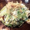 かまくら - 料理写真:カリッとした麺とたっぷりキャベツが美味しい広島焼き!おすすめトッピングはチーズです!!