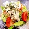 かまくら - 料理写真:人気のえびアボカドサラダ!ぷりぷりの海老が自家製タルタルソースと絡んで男女問わず人気のサラダです。