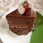 JAMIN - チョコケーキ 360円