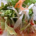 チェルシーガーデン - みずみずしいサラダ