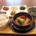 韓国料理 HARU - 薬膳定食