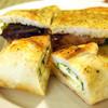 ピクニクス - 料理写真:鯖ソテーのパニーニとアンチョビ ズッキーニ チーズ
