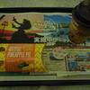 マクドナルド - 料理写真:パイナップルパイ&コーヒー@¥100-