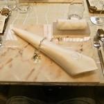 クイントカント - テーブルセット