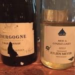 アルルの食堂 urura - グラスワインはナチュラルワインも多く、魅力的なラインナップ!