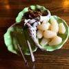 ウッディライフ - 料理写真:らっきょうと福神漬け