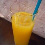 35080671 - マンゴーオレンジジュース