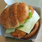 ケンタッキーフライドチキン - 料理写真:カーネルクラシックサンド