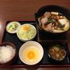 とん八 - 料理写真:三元豚ロースすき焼き鍋膳
