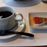 小来川 山帰来 - ホットコーヒー