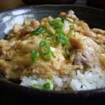 久米 - 親子丼
