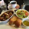 桜坂珈琲店 - 料理写真:ビーフシチューのランチセット