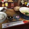 遊食家 じゅまる - 料理写真:八重山そばセット