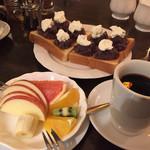 coffee shop KAKO  - 小倉トースト