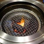 焼肉三松 - ロースター