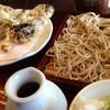 そばまさ - 料理写真:野菜天せいろ★★★☆☆