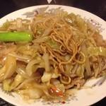 中華料理 香蘭 - 焼きそば