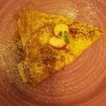 ルマロン - 料理写真:クレープ:イチゴ