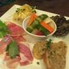 サスケ - 料理写真:前菜盛合せ