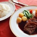 ホテルオークラレストラン新宿 ワイン&ダイニング デューク -