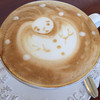 カフェ パルランテ - 料理写真:カプチーノ!