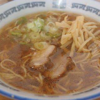 生姜ラーメン みづの - 料理写真:630えん『しょうがラーメン』2015年2月