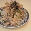 元祖 にんにくや - 料理写真:大根シャキシャキサラダ