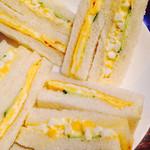 スメル - タマゴサンドイッチ