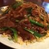 中国家庭料理 祥龍房 - 料理写真:牛ステーキチャーハン