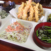 福寿し - 料理写真:てんぷら定食