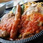 レストラン 味禄 - 3天王