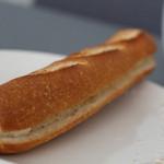 ベッカライ徳多朗 - 料理写真:ミルクフランス 結構甘いです  180円