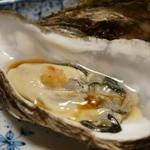 千松しま - 厚岸の牡蠣(2012/11)