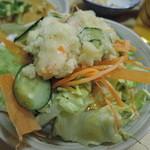 かんだ食堂 - ポテトサラダ260円