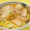 どうとんぼり神座 - 料理写真:小チャーシュー煮玉子ラーメン