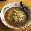 一点張 - 料理写真:みそラーメン580円