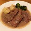 フォレスタ - 料理写真:スカロピーネ(豚肉のソテーをケッパーとアンチョビソースで)