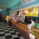 カフェ・ルート66 ROY's cafe - アメリカン