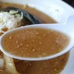 まるきや - スープ