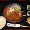 寿司・割烹・焼酎ダイニング 奴 - 料理写真:ロースかつ定食
