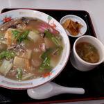 次南坊 - 中華丼
