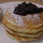 35261969 - ブルーベリーパンケーキ