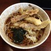 八幡そば - 料理写真:ゲソ天そば(440)