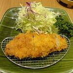 和幸 - 料理写真:和幸御飯(ロースかつ) 980円 お得なランチメニューです。