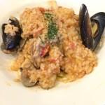 ウロンヤ - 海の幸トマト風味のリゾット