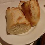 小皿イタリアン バロンドール - バゲット(150円)(2014/8)