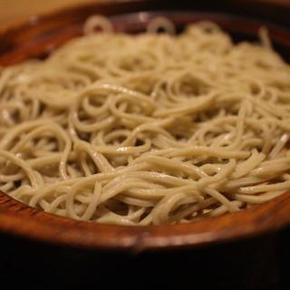 竹やぶ - 料理写真:せいろ蕎麦拡大
